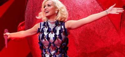 Katy Perry hizo de sesión de fotos para Vogue India
