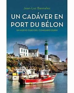 Un cadáver en Port Du Belón, de Jean-Luc Bannalec