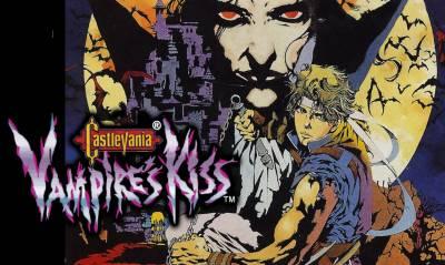 Retro Review: Castlevania Vampire's Kiss