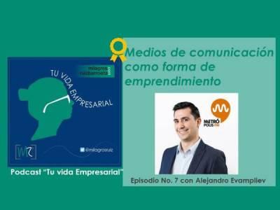 Medios de comunicación y emprendimiento - Milagros Ruiz Barroeta