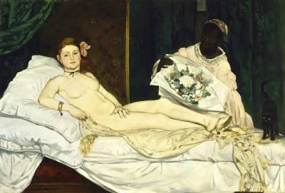 1863. Manet versus La Academia. El despertar del arte moderno