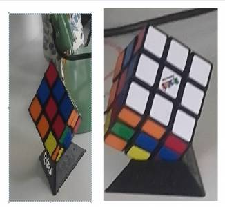 Miércoles Mudo: Cubo de Rubik