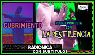 Rock Y Protesta Con La Pestilencia