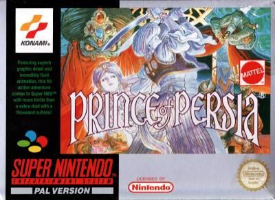 Retro Review: Prince of Persia