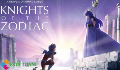 Knights of the Zodiac de Netflix, Parte 1 y 2 - Esta Tuani