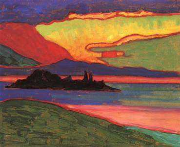 Gabriele Münter, la artista a la sombra de Kandinsky