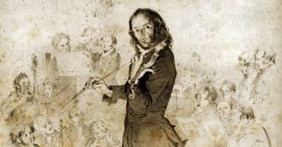 El violinista del diablo (Niccolò Paganini)