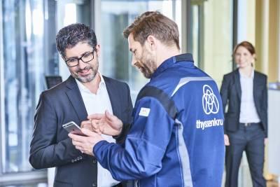 Thyssenkrupp en el top 10 de Excelencia en Seguridad y Salud empresarial