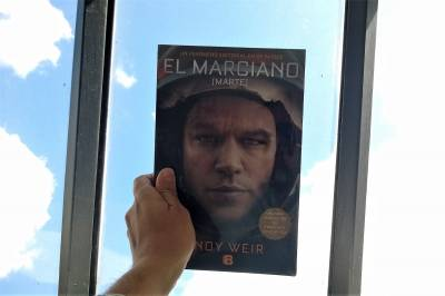 RESEÑA: El Marciano, Andy Weir