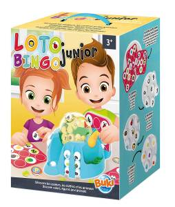 Reseña juego Loto Bingo (3+)