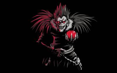 Shinigami el dios de la muerte Japonés