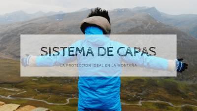 ▷ El Sistema de Capas - La Protección Ideal en la Montaña