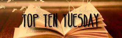 Top ten tuesday - Novedades más anticipadas de 2020