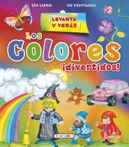 Reseña: Los colores divertidos!