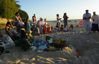 Iemanjá: La Diosa Del Mar