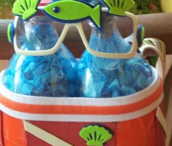 Tanques de Bucear con Botellas Plásticas