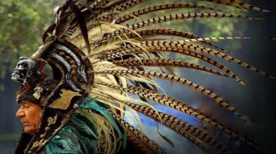 Aztecas amantes de la cerveza