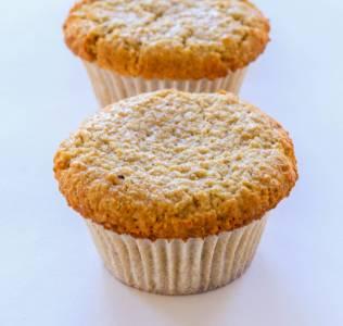 Muffins de avena    ¡Deliciosos!   BABYCOCINA