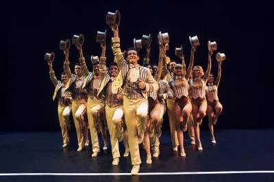 'A Chorus Line' de gira en Bilbao