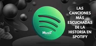 ¿Sabes cuál es la canción más escuchada de la historia en Spotify?