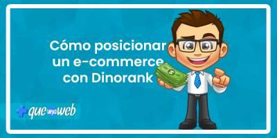 Cómo posicionar un e-commerce con Dinorank