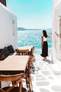 Mykonos: la isla griega elegante y simplemente impresionante