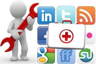 Botiquin de Primeros Auxilios para el marketing digital