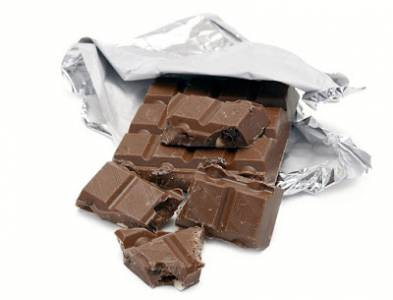 Como 'arreglar' el chocolate quemado