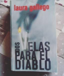 Reseña: Dos velas para el diablo de Laura Gallego