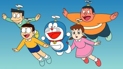 Comic, Manga, Anime 'Doraemon'