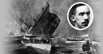 Sobrevivió al Titanic gracias al whisky