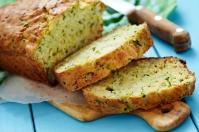Pan de zucchini | Descubre el encanto del calabacín | BABYCOCINA