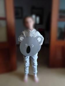 Carnaval 2020: Disfraz De Koala. Diy