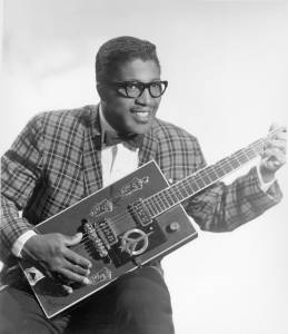 "Bo Diddley / Ronnie Hawkins & The Hawks / Quicksilver Messenger Service. ""Who Do You Love?"""