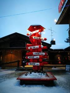 Viaje a Laponia sin gluten