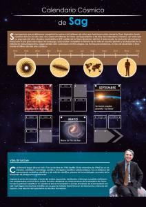 La historia del Universo en un año