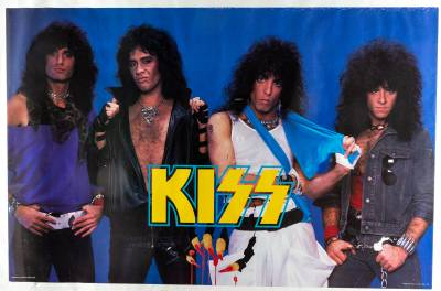 Suplemento dominical:Kiss en 5 canciones sin maquillaje