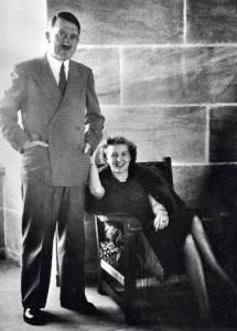 El doloroso suicidio de Hitler