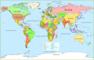 El Origen Del Nombre De Los Continentes
