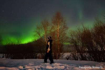 Consejos Para Ver La Aurora Boreal En Rovaniemi