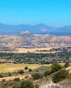 Ruta de las Trincheras en Tierz: Huesca con niños