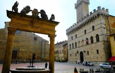 Montepulciano, la Toscana al servicio de los sentidos