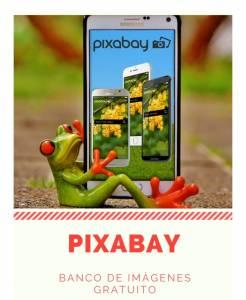 Pixabay banco de imágenes gratuito - Madre Digital