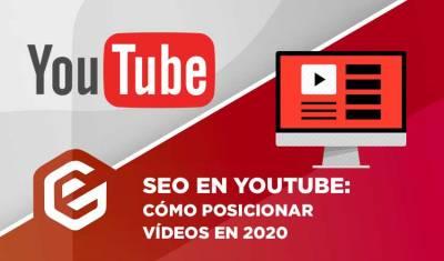 SEO en YouTube: Cómo posicionar vídeos en 2020