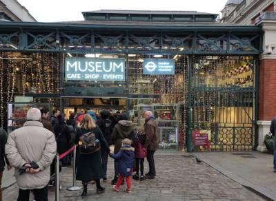 Visitar el museo del transporte de Londres