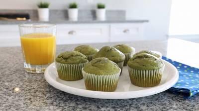 Muffins de espinacas   ¡Irresistibles!   BABYCOCINA