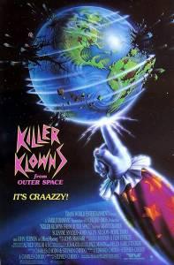 Los payasos asesinos del espacio exterior. Una bizarrada muy cachonda