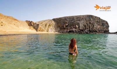 La escapada perfecta, Lanzarote