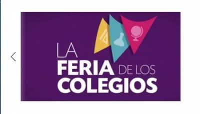 Feria de los colegios 2020 en Valencia