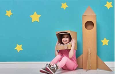 Disfrazarse es mucho más que un juego para los niños. Beneficios y juegos de disfraces